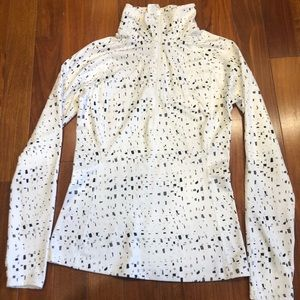 Women's UNDER ARMOUR COLD GEAR Fitted 1/2 Zip Sz.S